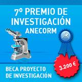 7º PREMIO ANECORM A UN PROYECTO DE INVESTIGACIÓN 2015