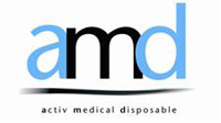 Logo ACTIVE MEDICAL DISPOSABLE - AMD