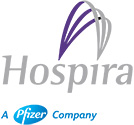 Logo Hospira a Pfizer Company