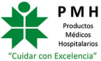 Logo PMH Productos Médicos Hospitalarios S.L.
